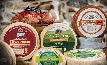 EAΣ Νάξου: Πλατώ τυριών από την Άννα-Μαρία Μπαρού! - Syrospress.gr